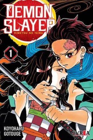 MANGA Demon Slayer Kimetsu no Yaiba