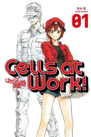 MANGA Cells At Work