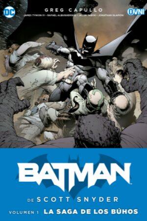 COMIC Batman de Scott Snyder