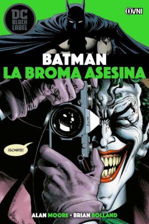 COMIC Batman La broma asesina