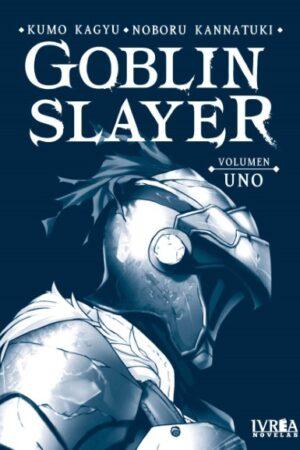MANGA Goblin Slayer Novela