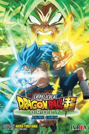 MANGA Dragon Ball Super Broly