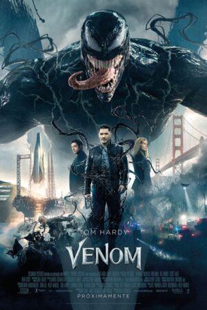 BANNER De Cine Venom