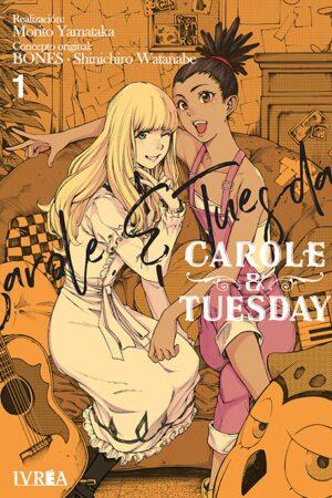 MANGA Carole & Tuesday