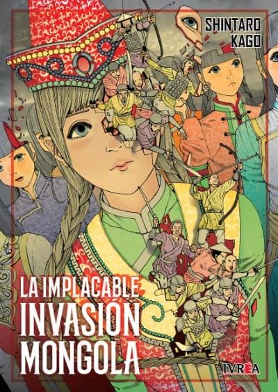 MANGA La Implacable Invasion Mongola