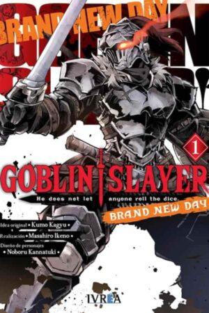 MANGA Goblin Slayer Brand New Day