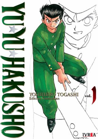 MANGA Yu Yu Hakusho Edicion Doble